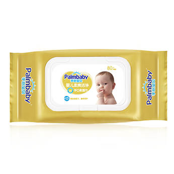 80 pieces of hand mouth soft wipes