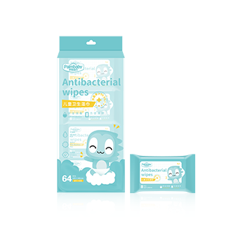 Palmbaby antibacterial wipes