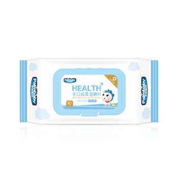 Medical-grade baby hand and mouth wipes